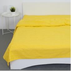 Пододеяльник из перкаля 2049311 Эко 11 желтый, 2-x спальный