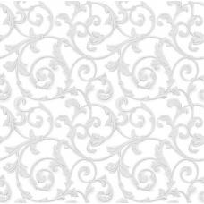 Ткань на отрез Тик 80 см 170 гр/м2 5561-3 Вензель