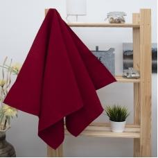 Полотенце вафельное банное Премиум 150/75 см цвет 066 бордо