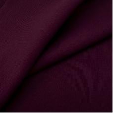 Ткань на отрез кашкорсе с лайкрой цвет темно-бордовый