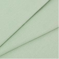 Мерный лоскут на отрез поплин гладкокрашеный 220 см 115 гр/м2 цвет фисташка
