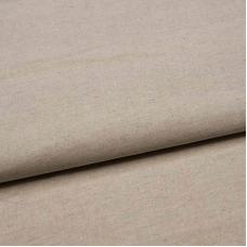 Полулен 150 см полувареный цвет серый