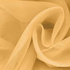 Ткань на отрез Вуаль 280 см цвет 31 светло-персиковый