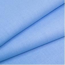 Ткань на отрез бязь ГОСТ Шуя 220 см 12410 цвет голубой 1