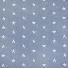 Мерный лоскут бязь плательная 150х150 см 1700/17 цвет серый