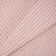 Ткань на отрез кашкорсе с лайкрой 5402-1 цвет темно-пудровый