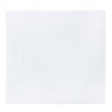 Салфетка махровая цвет белый 30/30 см