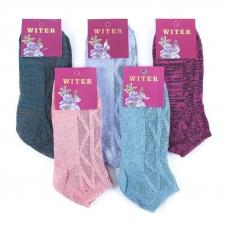 Женские носки теплые 8008/1  Witer размер 37-41