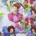 Маломеры поплин 150 см  04617 Цветочные феи 4 м