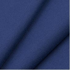 Ткань на отрез рибана с лайкрой М-2104 цвет индиго