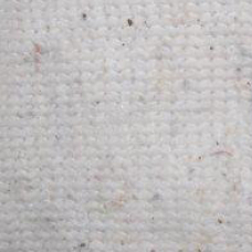 Ткань на отрез полотно холстопрошивное частопрошивное белое 80 см