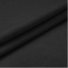 Фланель гладкокрашеная 150 см цвет черный 315