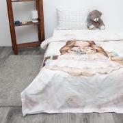 Детское постельное белье из поплина 1.5 сп Невеста