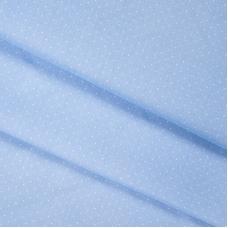 Бязь 120 гр/м2  детская 150 см 7222/31 Пшено голубой о/м