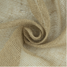 Ткань на отрез мешковина джут 190 гр/м2 95 см