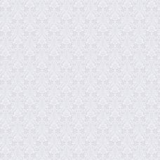 Ткань на отрез рогожка 150 см 11087/2 Вензель светло-серый