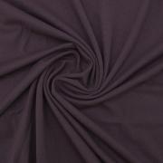 Ткань на отрез вискоза с лайкрой цвет темно-лиловый