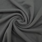 Ткань на отрез футер 3-х нитка диагональный цвет серый