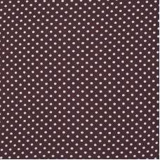 Мерный лоскут бязь плательная 150 см 1590/15 цвет коричневый 5,1 м