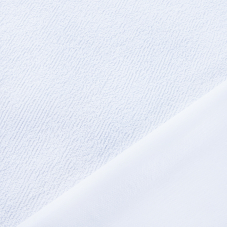 Ткань на отрез terrycloth+PU Махра Хлопок водостойкая полиуретановая мембрана плотность 160 г/м2
