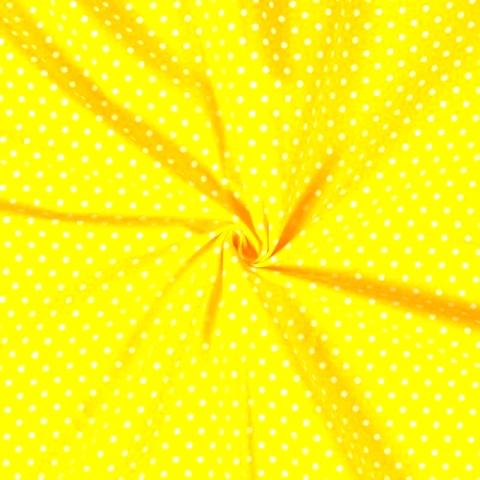 Бязь плательная 150 см 1590/9 цвет лимонный
