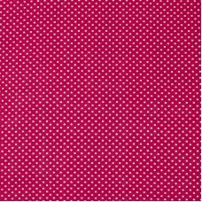 Ткань на отрез бязь плательная 150 см 1590/10 цвет малина