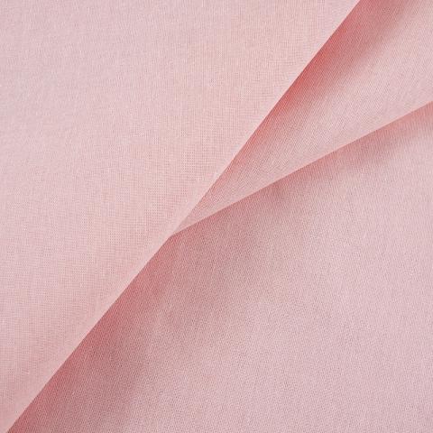 Бязь гладкокрашеная 120гр/м2 220 см на отрез цвет персик