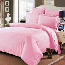 Постельное белье сатин 13-1409 Светло-розовый 1.5 сп