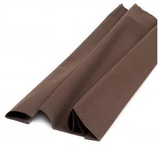 Фоамиран в листах 021/1 цв.темно-коричневый (191) 1 мм 60х70 см