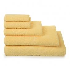 Полотенце махровое Romance ПЛ-401-04353 100/150 см цвет желтый