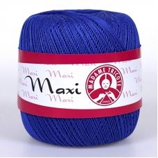 Пряжа Madame Tricote Maxi 100% хлопок 100 гр. 565м. цвет 6335