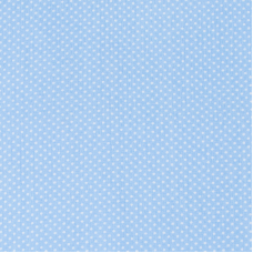 Бязь плательная 150 см 1590/3 цвет голубой
